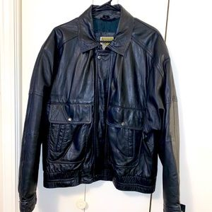 Vintage Phase 2 Men's Leather Jacket